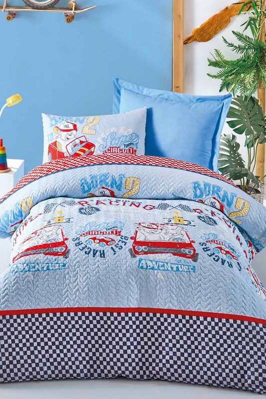 Baby Quilt Cover Set Cotton box Baby Quilt Cover Set promotion 6pcs cartoon baby 5pcs bed sets cut cartoon print baby cot crib bedding set bumpers sheet pillow cover