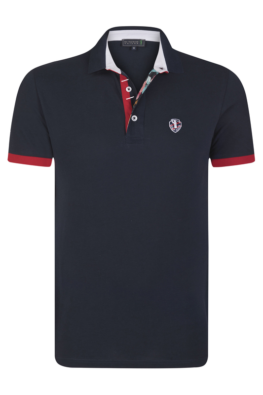 polo t-shirt Sir Raymond Tailor Поло с коротким рукавом hugo red edt 40 мл hugo boss hugo red edt 40 мл
