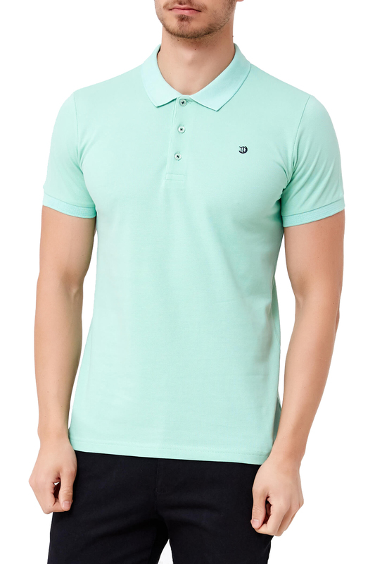 polo t-shirt ADZE polo t-shirt low cut cold shoulder ruched t shirt