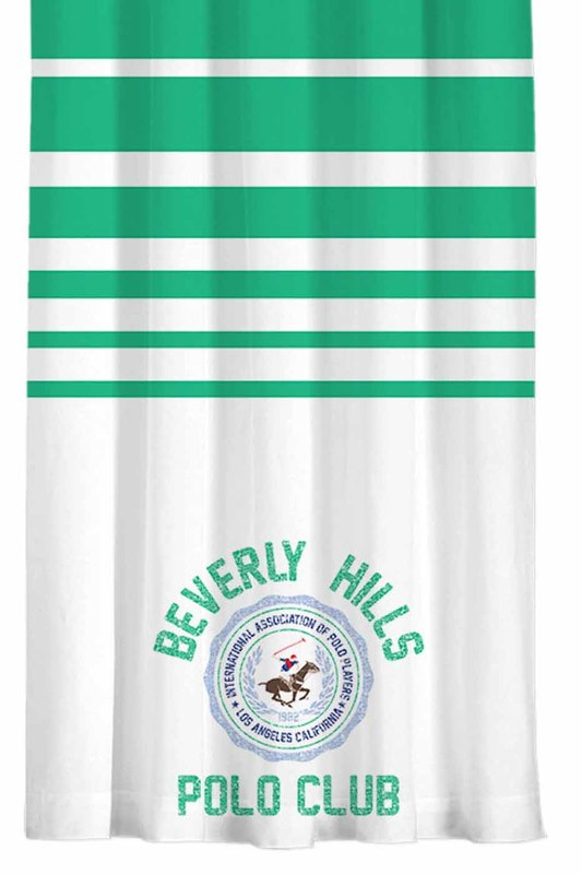 Curtain, 140х260 Beverly Hills Polo Club Curtain, 140х260 polo polo club с h a поло классические