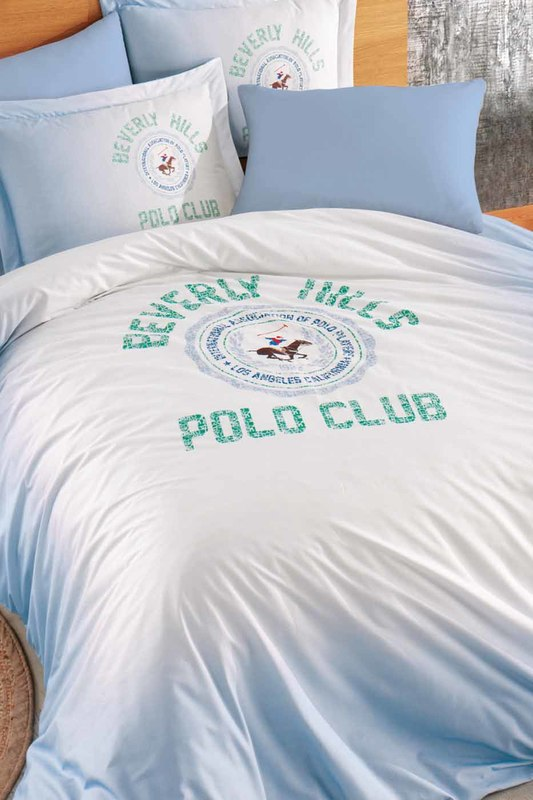 Double Quilt Cover Set Beverly Hills Polo Club Double Quilt Cover Set cover cover pl44027 06