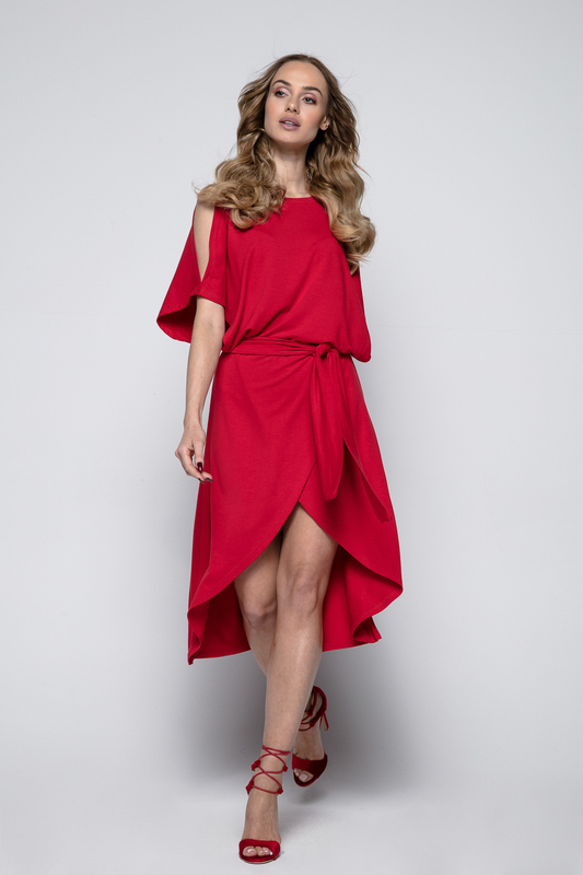 Купить DRESS FIMFI, Red