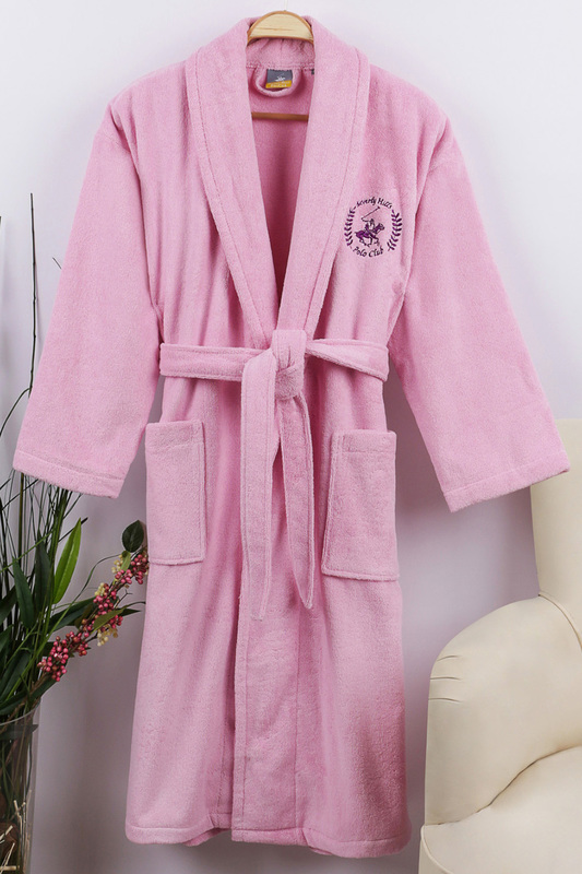 Bathrobe Beverly Hills Polo Club Bathrobe bathrobe set marie claire bathrobe set page 3 page 1