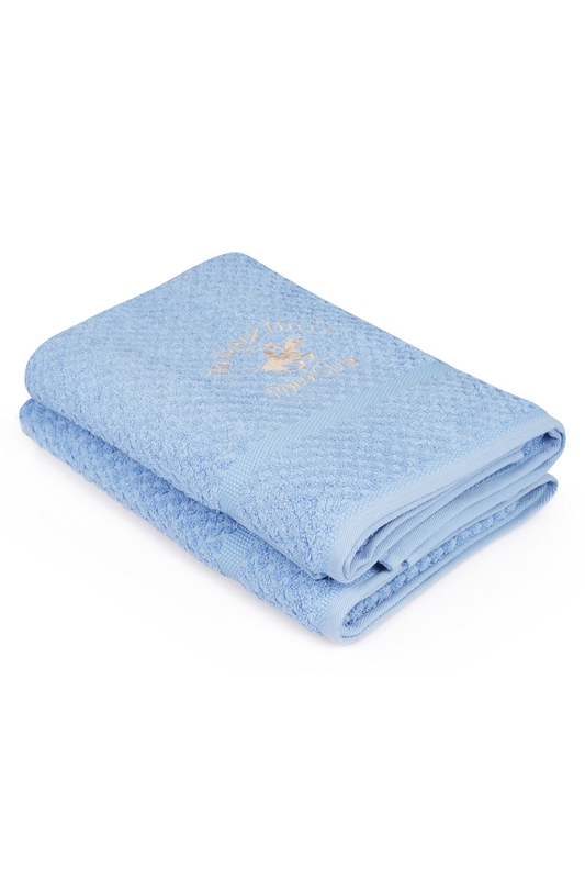 Bath Towel Set 70х140 cm Beverly Hills Polo Club Bath Towel Set 70х140 cm kassatex kassadesign brights collection bath towel caribbean blue