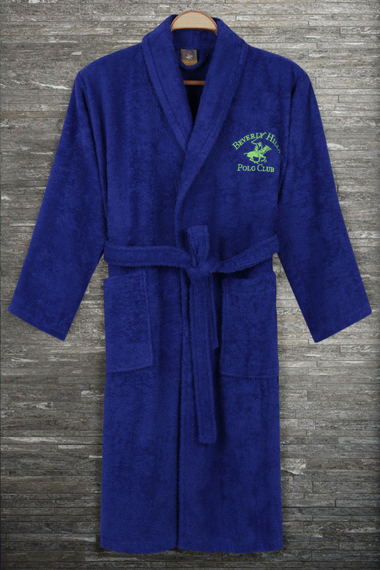 Bathrobe Beverly Hills Polo Club Bathrobe блуза бант blagof блузы с бантом page
