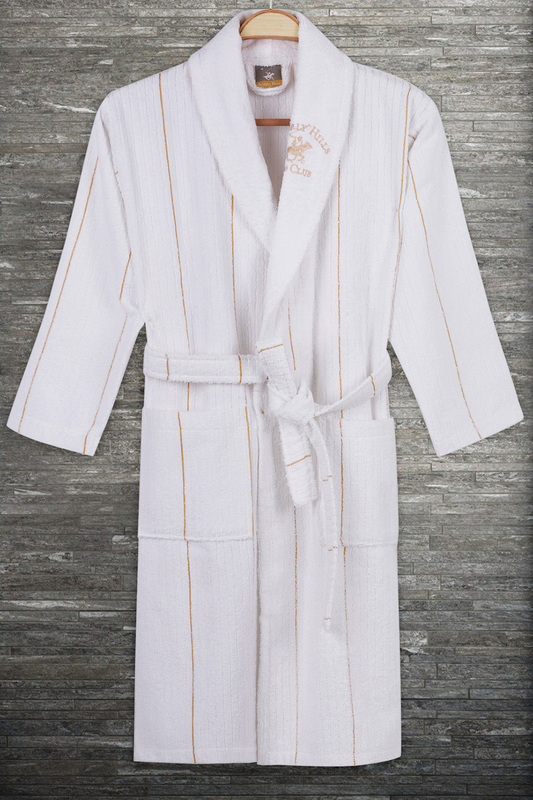 Bathrobe Beverly Hills Polo Club Bathrobe водолазка anna rachele