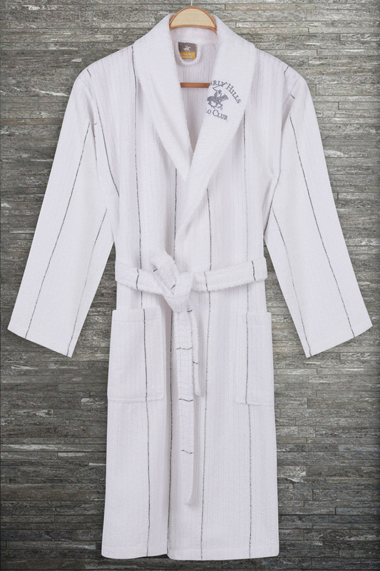 Халат Beverly Hills Polo Club Халат bathrobe beverly hills polo club bathrobe