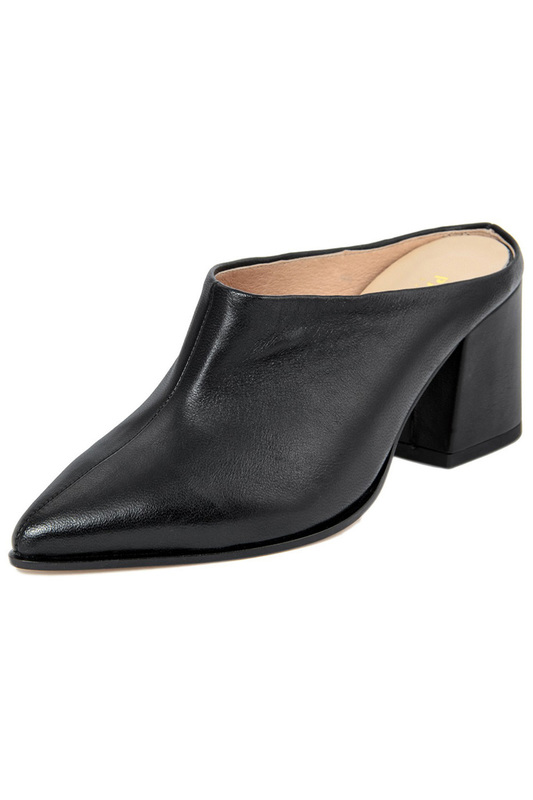 Купить Clogs PAOLA FERRI, Black