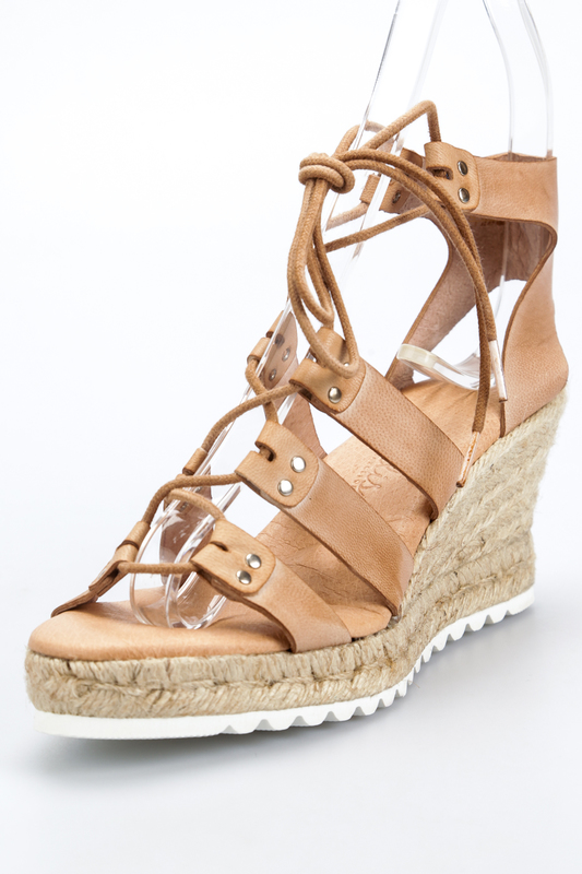 Wedge sandals AGILIS BARCELONA Wedge sandals слипоны agilis barcelona
