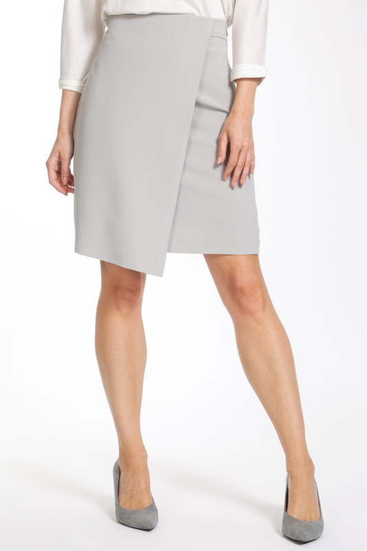 Фото - skirt CAVAGAN цвет grey