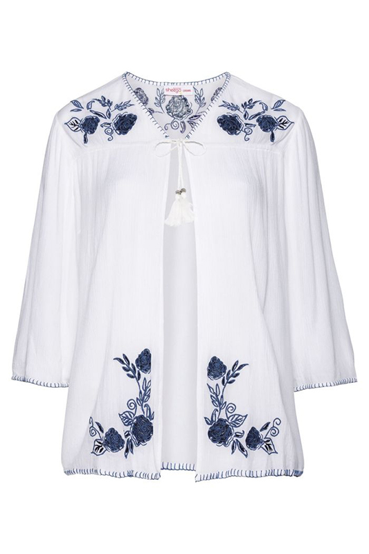 blouse SHEEGO blouse пуловер sheego