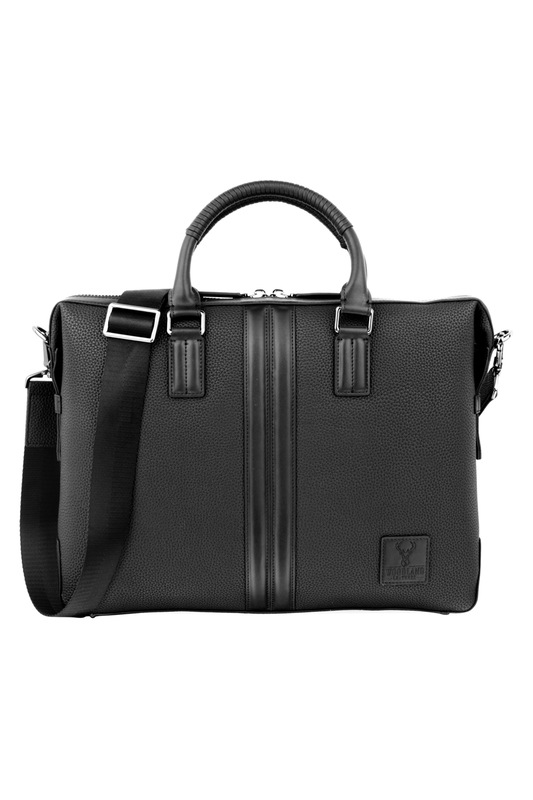 Office bag WOODLAND LEATHER Office bag ograff new fashion men bag genuine leather messenger bag male oil wax leather cross body shoulder bag cowhide men bag briefcase