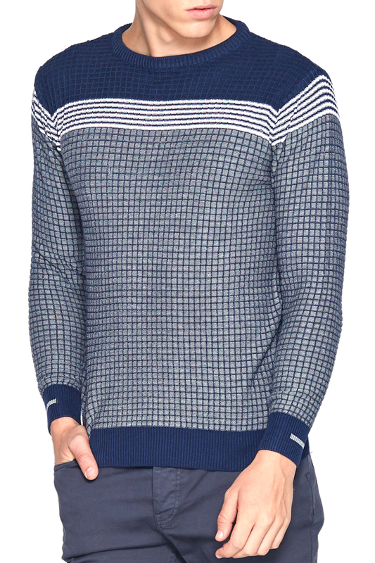 Купить Jumper ADZE, Gray, navy