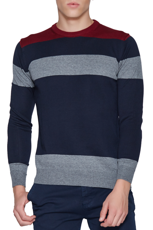 Купить Jumper Degarza, Navy, gray