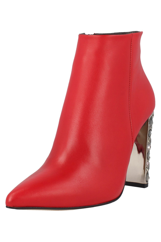ankle boots ROBERTO BOTELLA ankle boots zorssar 2017 new autumn winter womens shoes pointed toe thin heels ankle martin boots mujer fashion women boots high heels