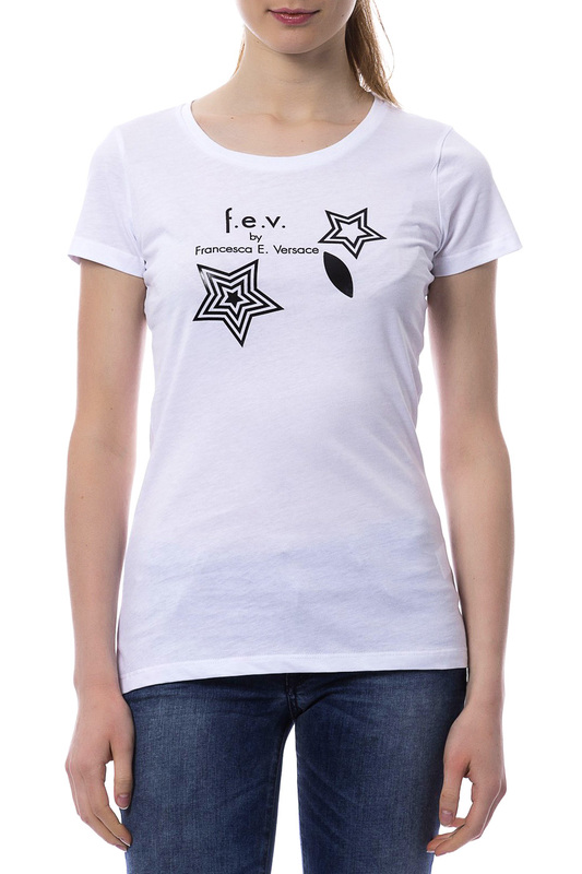 T-shirt F.E.V. by Francesca E. Versace T-shirt наволочка оливер 40х40 daily by t page 9