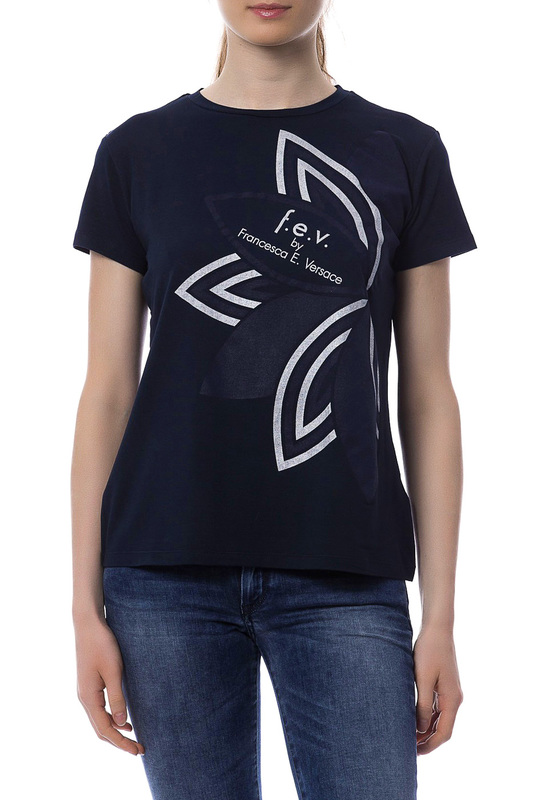 T-shirt F.E.V. by Francesca E. Versace T-shirt туника leshar 8 марта женщинам
