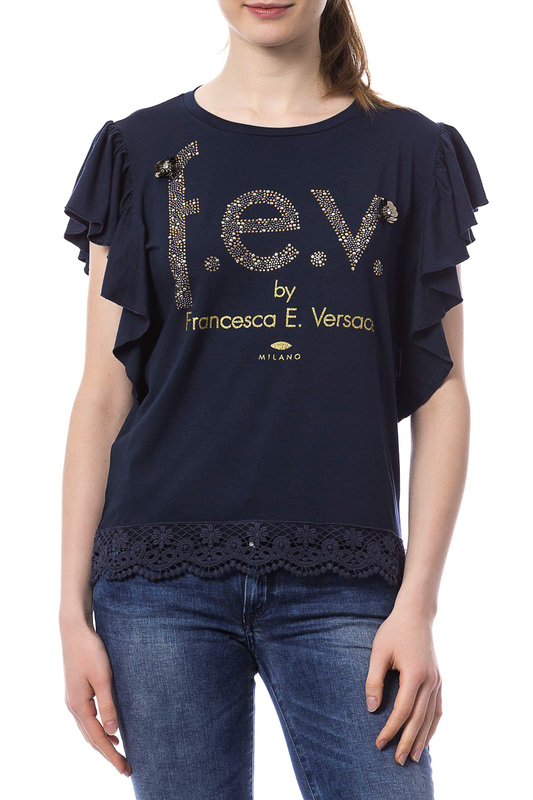 blouse F.E.V. by Francesca E. Versace
