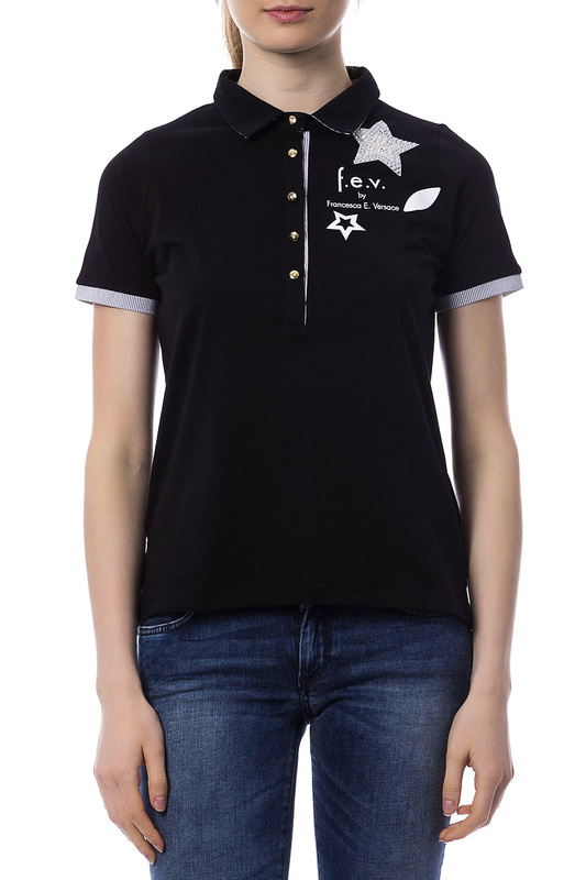 polo t-shirt F.E.V. by Francesca E. Versace