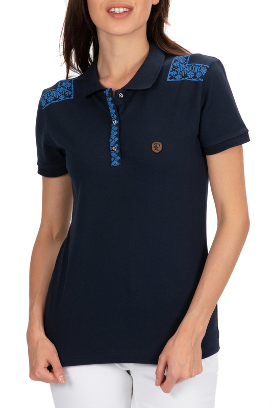 polo t-shirt Paul Parkerpolo t-shirt