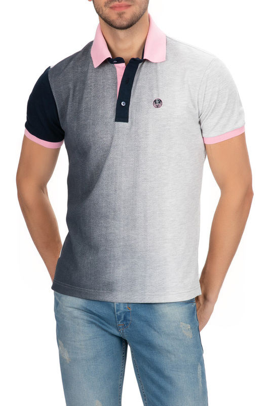 polo t-shirt Paul Parker polo t-shirt