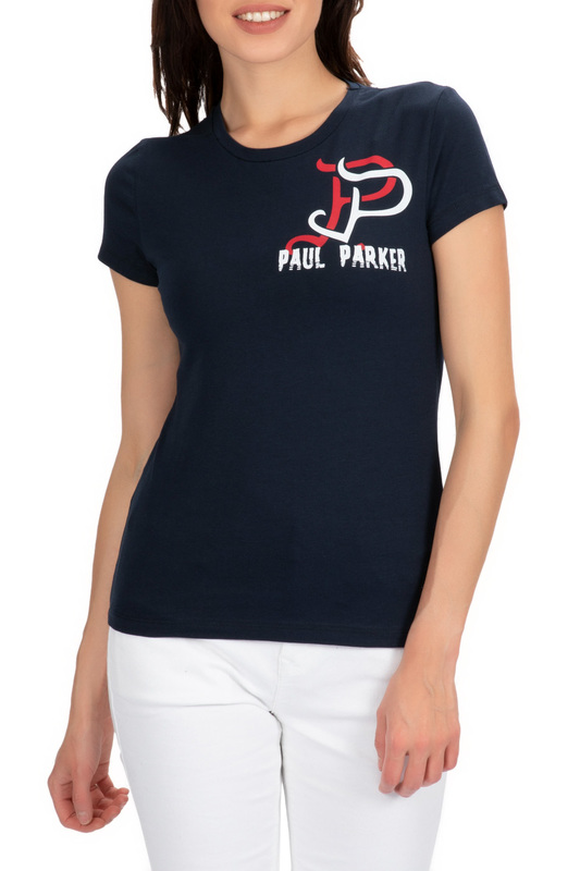 t-shirt Paul Parker t-shirt плед 130x170 jardin плед 130x170