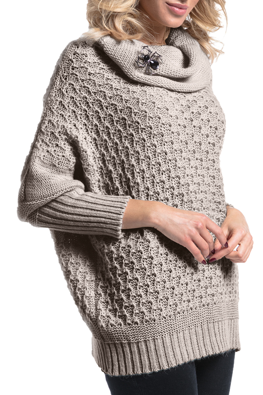 Купить Sweater FIMFI, Taupe