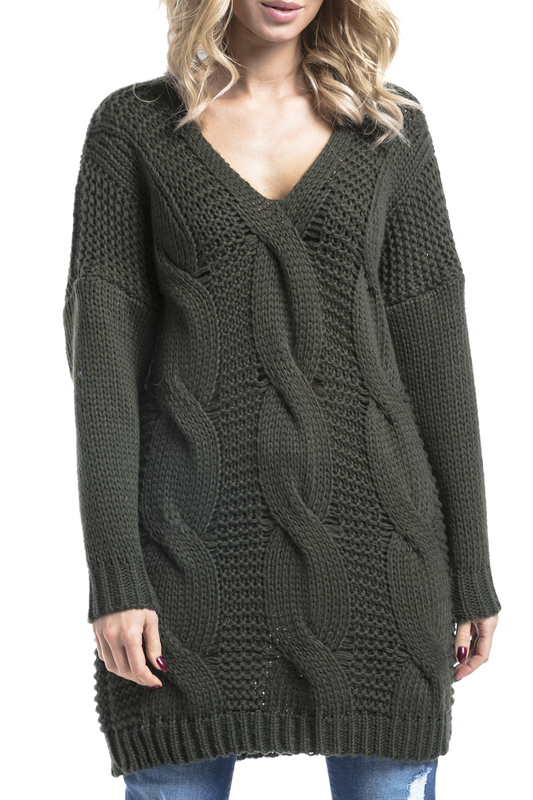 Купить Sweater FIMFI, Olive