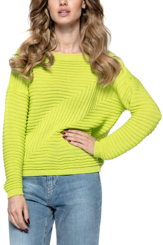 Купить Sweater FIMFI, Lime