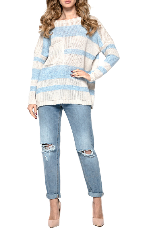 Купить Sweater FIMFI, Beige, light blue