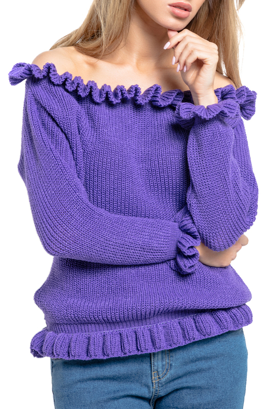 Купить Sweater FIMFI, Violet