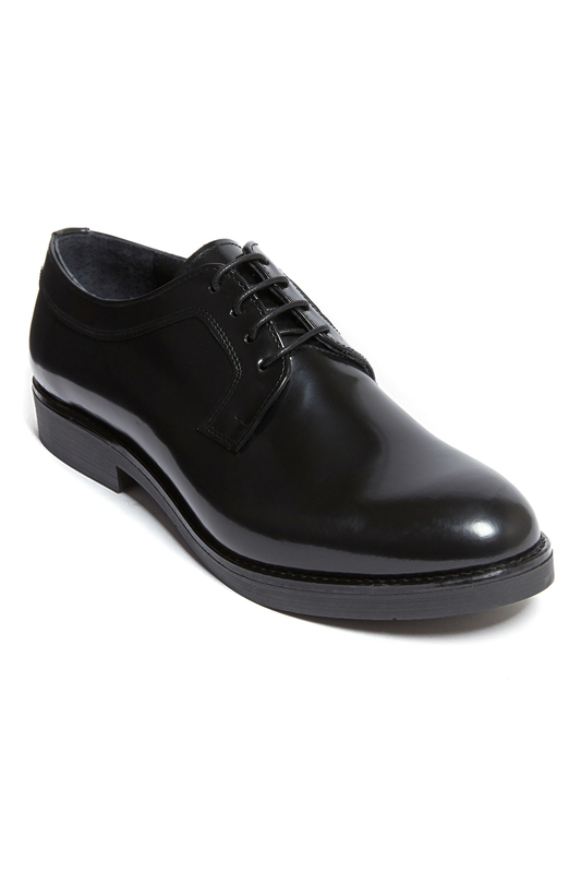 Купить Low shoes Frank Daniel, Black