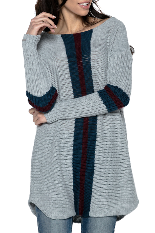 Купить Sweater FOBYA, Gray