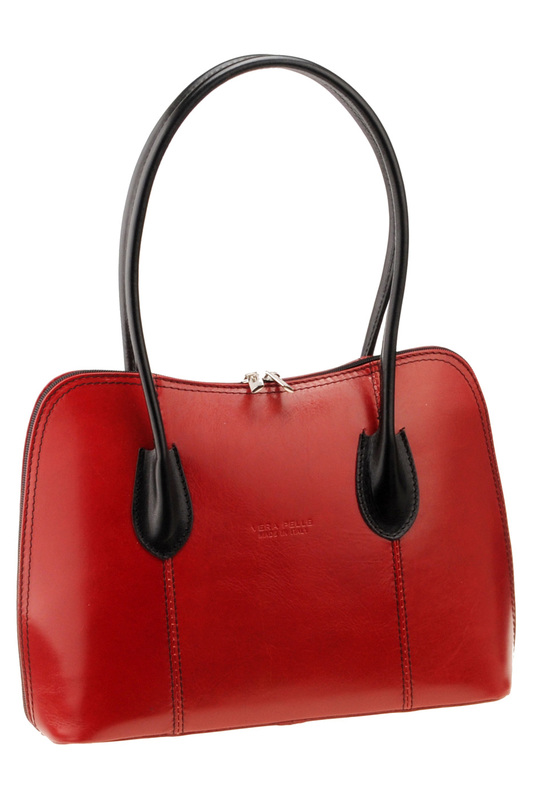 Фото - bag Caragatta цвет red, black