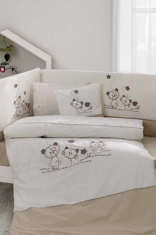 baby cover set TAC baby cover set promotion 6pcs cartoon baby 5pcs bed sets cut cartoon print baby cot crib bedding set bumpers sheet pillow cover