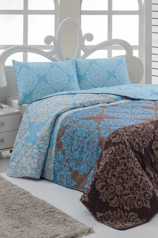 Single Quilted Bedspread Set ENLORA HOME Single Quilted Bedspread Set джемпер тренировочный nike цвет серый размер m