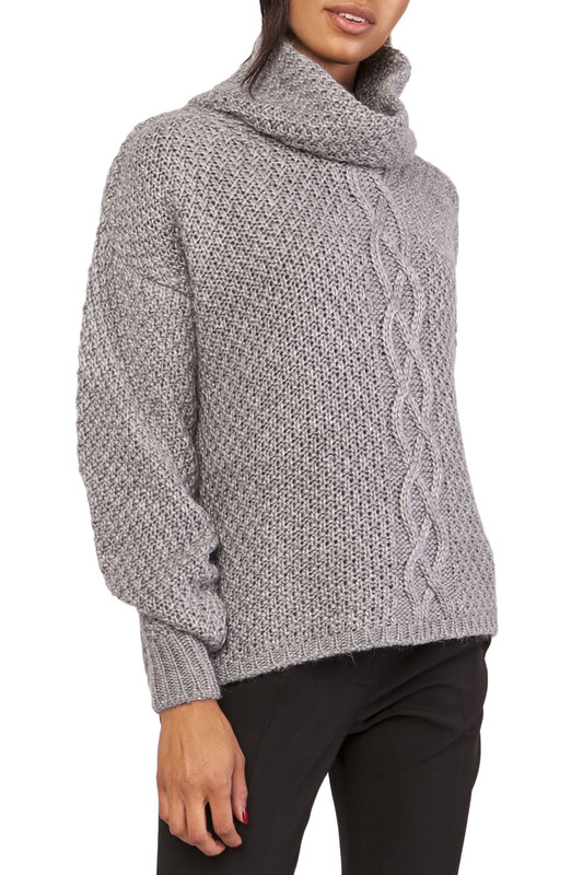 Купить Sweater LANTI, Dark gray