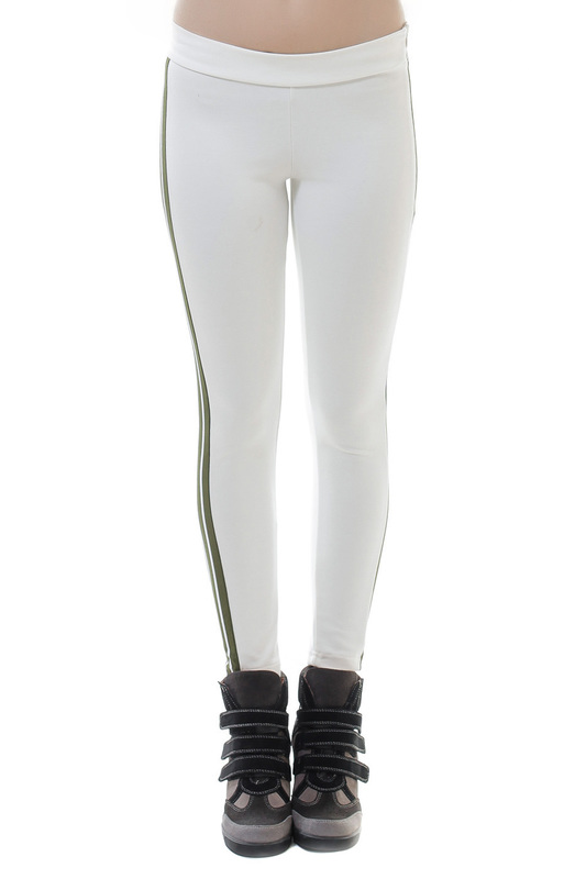 leggings 2-YOUNG leggings stylish high waisted solid color slimming leggings for women
