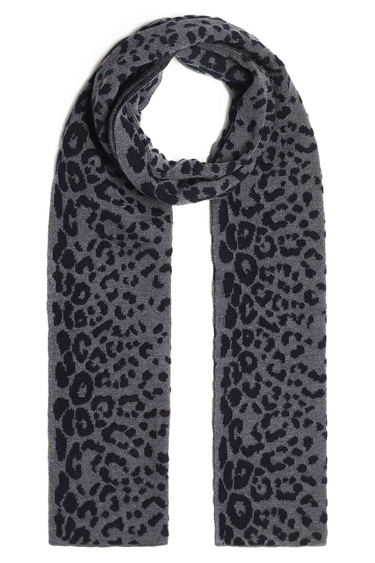 scarf Roberto Cavalli scarf fresh style dot embellished long scarf for women