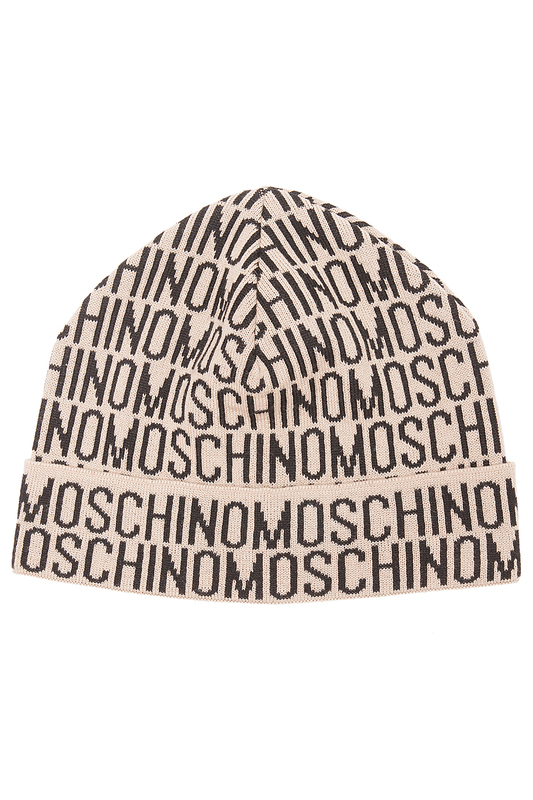 hat Moschino hat dg0091 rounding top hat beach hat coffee