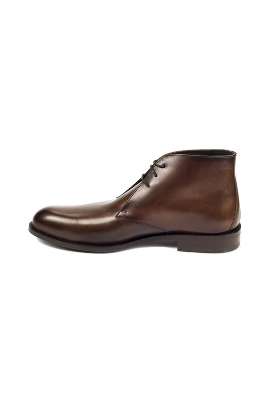 Фото 2 - boots ORTIZ REED цвет brown