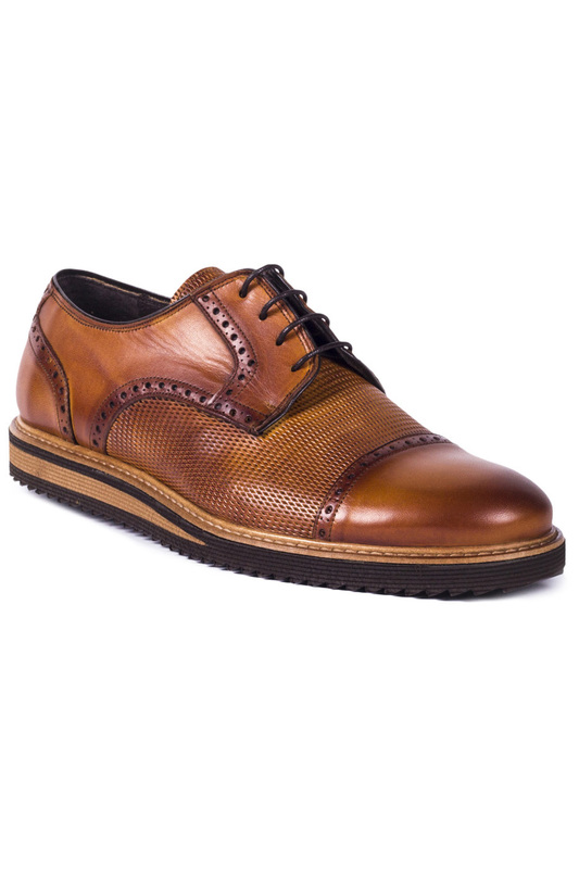 Купить shoes MEN'S HERITAGE цвет brown