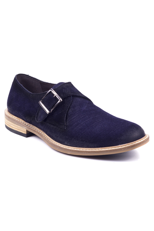 Купить monks MEN'S HERITAGE цвет blue