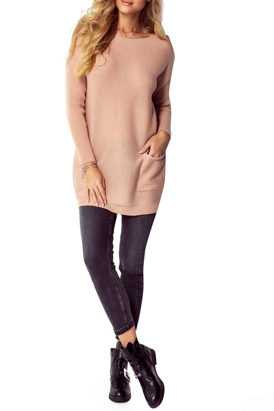 Купить Sweater FIMFI, Apricot
