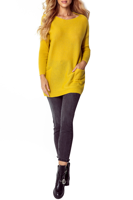 Купить Sweater FIMFI, YELLOW
