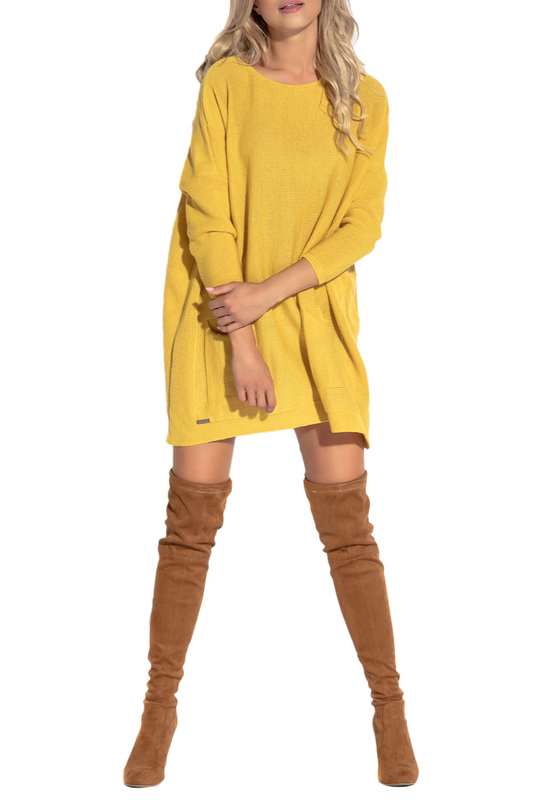 Купить TUNIC FOBYA, YELLOW
