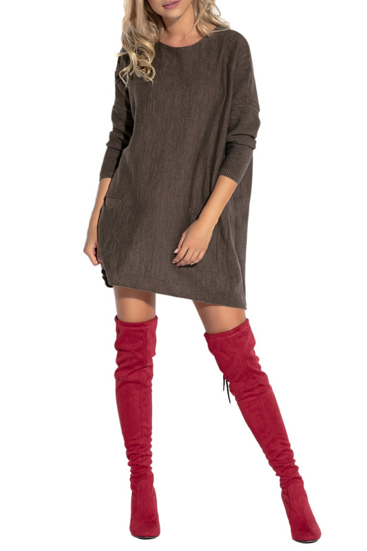 Купить TUNIC FOBYA, Brown