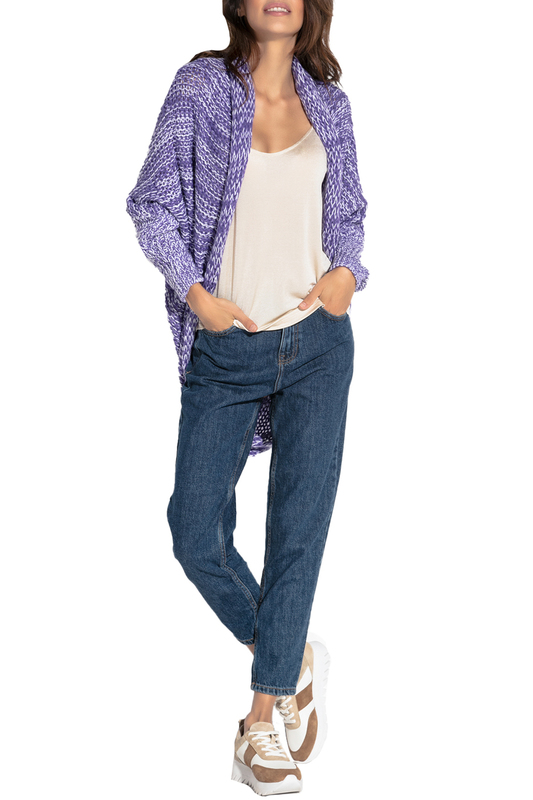 Купить Cardigan FOBYA, Purple