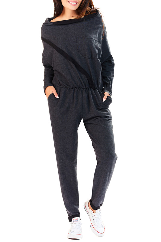 Купить Jumpsuit INFINITE YOU, Dark gray