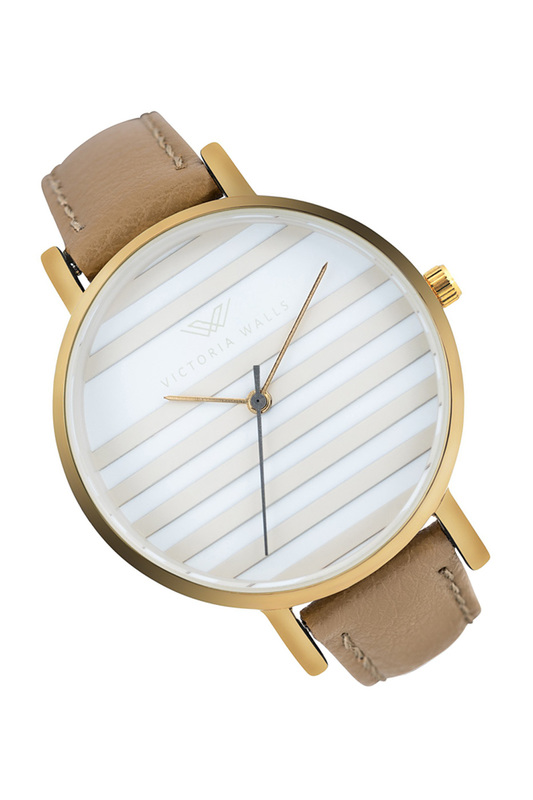 watch VICTORIA WALLS watch top leather watches box black 20 grids watch storage boxes fashion brand watch display box jewelry watch gift cases
